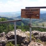 Najwyższy szczyt Pienin