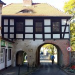 Brama w Łagowie