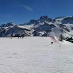Region narciarski we Włoszech Alpe di Siusi