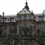 Na zdjęciu pałac Moszna