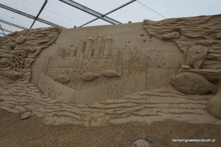 Festiwal figur z piasku
