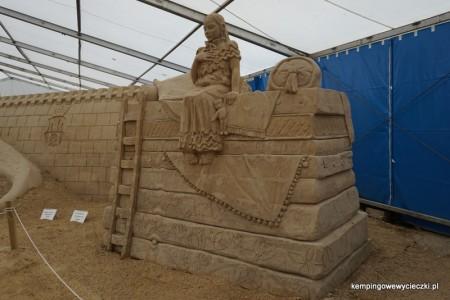 Festiwal rzeźb z piasku