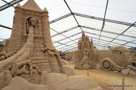 figury z piasku