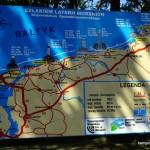 mapa latarni