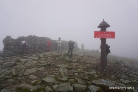 szczyt Babia Góra (Diablak)