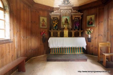 Kapliczka Świętego Franciszka ze Świętej Katarzyny