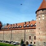 photo castle Bytow Poland