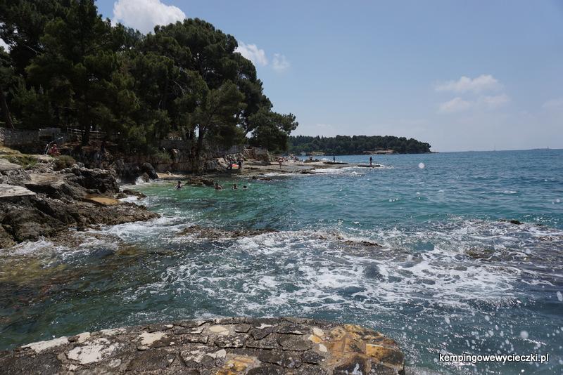 kąpielisko Poreć