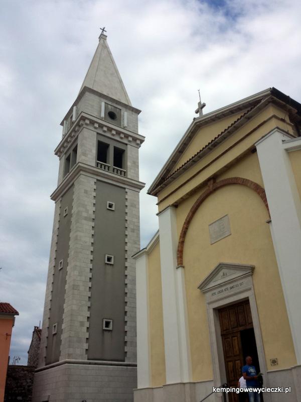 Vrsar kościół świętego Marcina