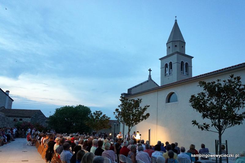 koncert muzyki chorwackiej