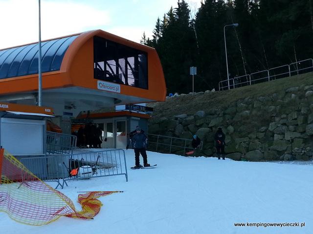 ski arena śnieżka