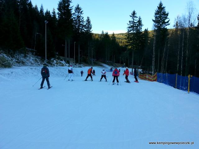 Karpacz Biały Jar wyciąg narciarski Winterpol