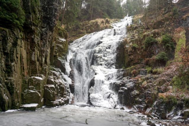 Wodospad Kamieńczyk Szklarska Poręba