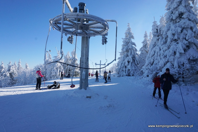 Skiarena Zieleniec