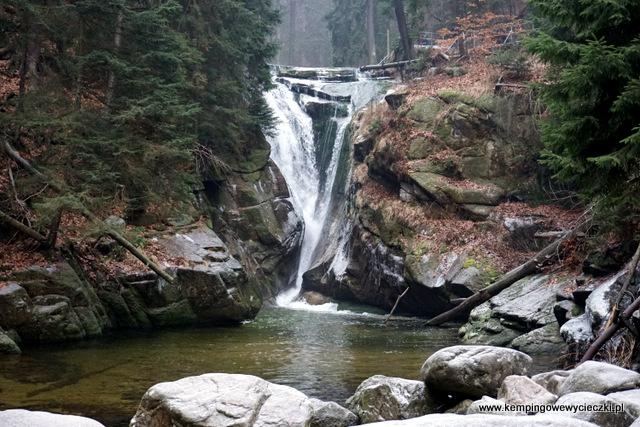 Szklarska Poręba Wodospad Szklarki