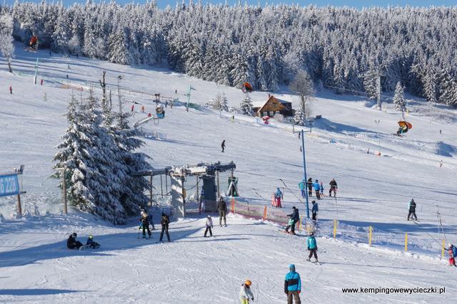 ośrodek narciarskie w Zieleńcu