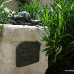 pomnik chorwackiej waluty