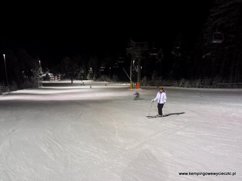 Jańskie Łaźnie stoki narciarskie