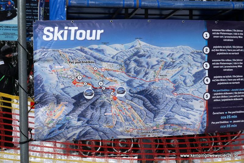 ski Tour Jańskie Łaźnie