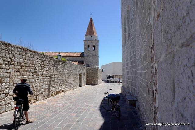 zdjęcie z blogu opisującego miasto Krk