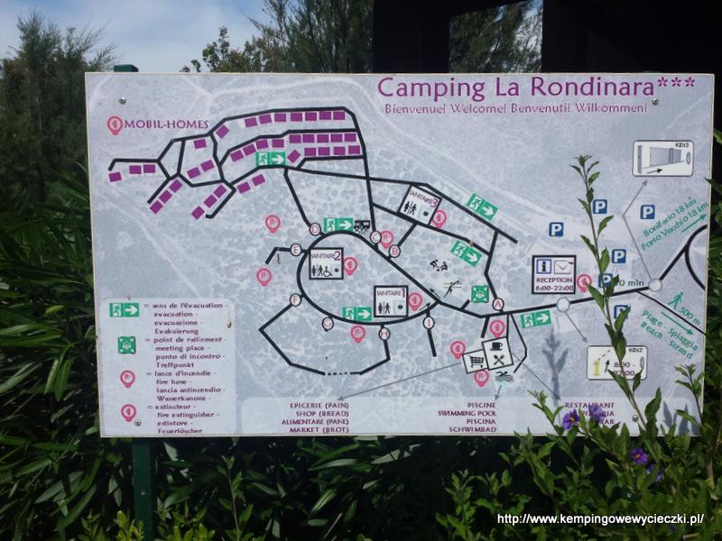 kemping rondinara