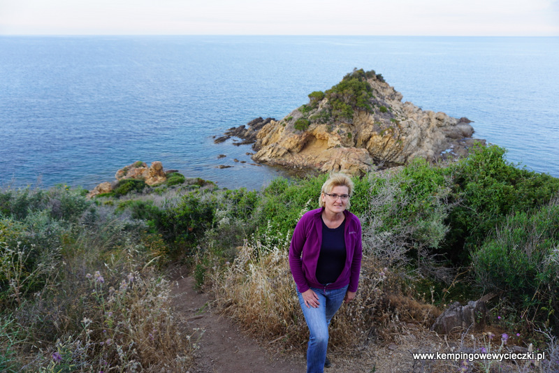 kemping Fautea, Korsyka