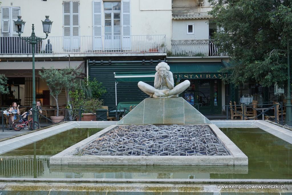 Bastia Plac du Marche