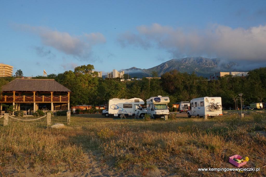 Camping Bastia Korsyka