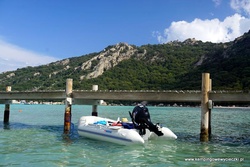 Szmaragdowe wybrzeże Korsyka