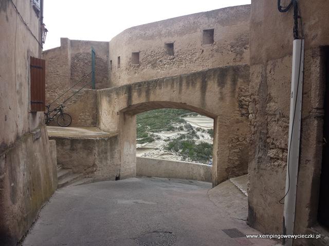 Bonifacio Stare Miasto