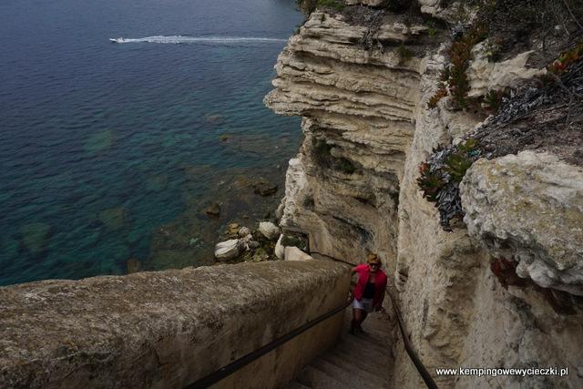 schody Króla Aragona