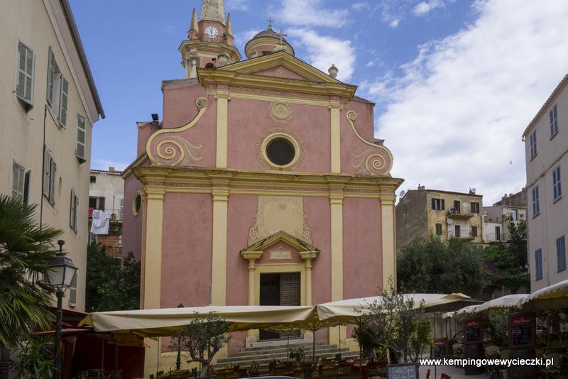 Eglise Ste-Marie-Majeure, Calvi
