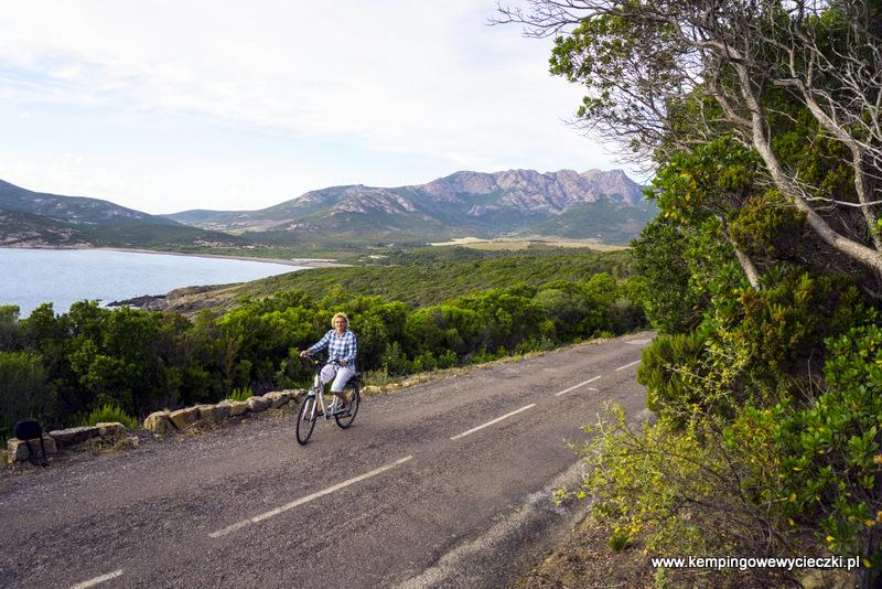 trasy rowerowe na KOrsyce