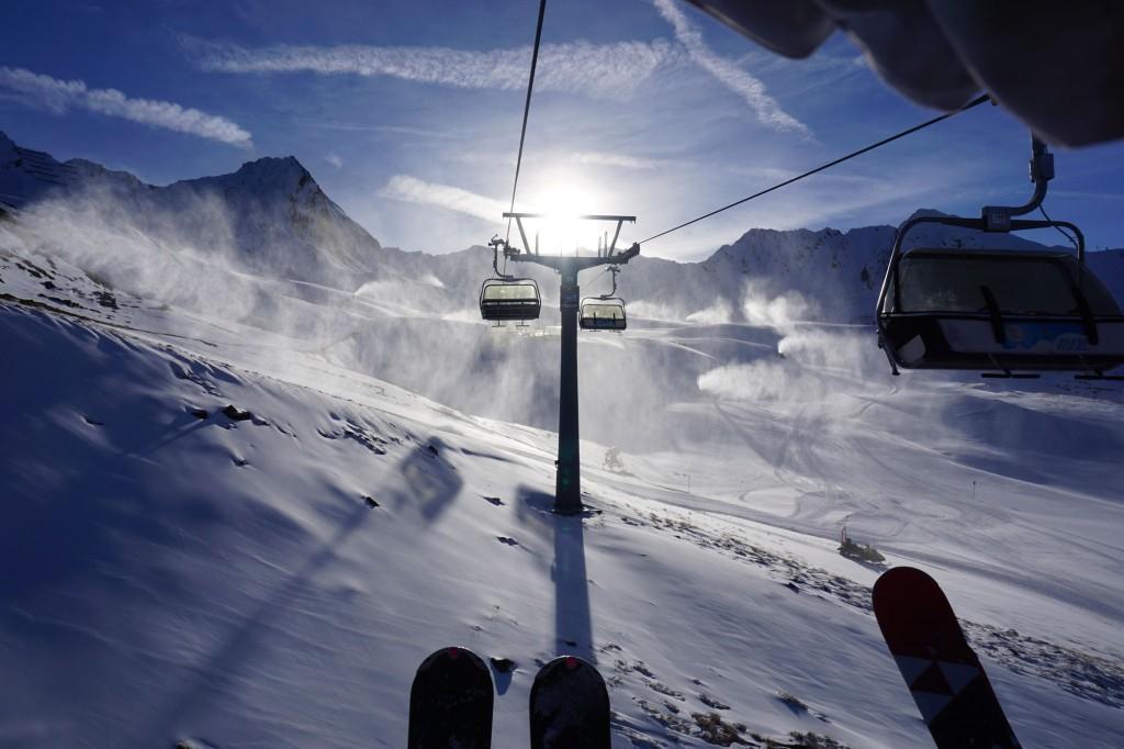 region narciarski Hochgurgl