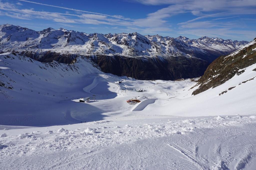 Hochgurgl wyciągi narciarskie