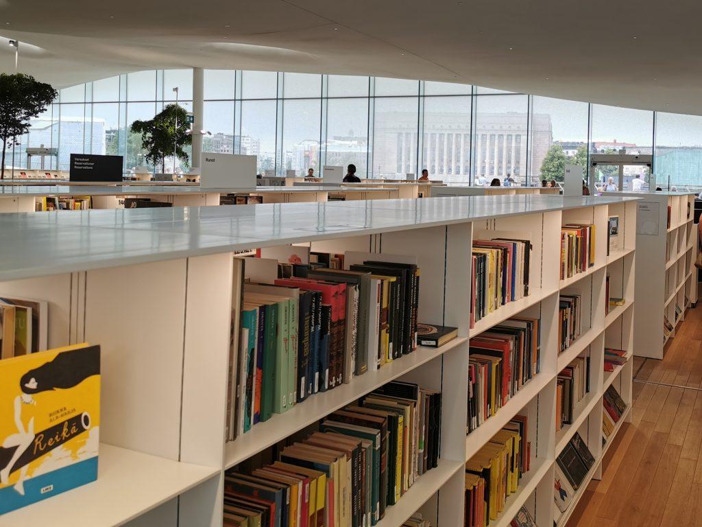 Biblioteka publiczna w Helsinkach