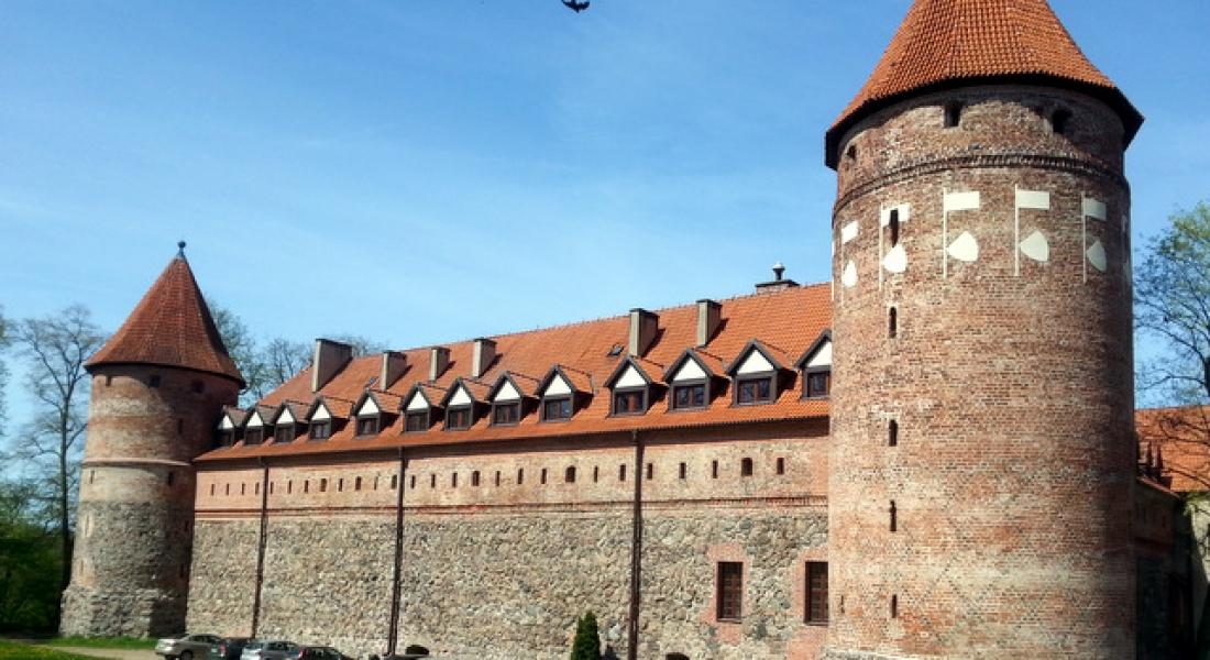 Zamek Bytow
