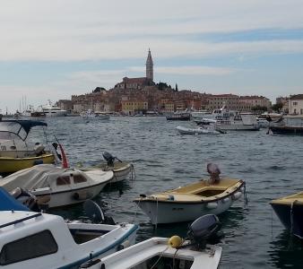 Rovinj najpiękniejsze miasto na Istrii