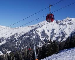 Stacja narciarska Dorfgastein