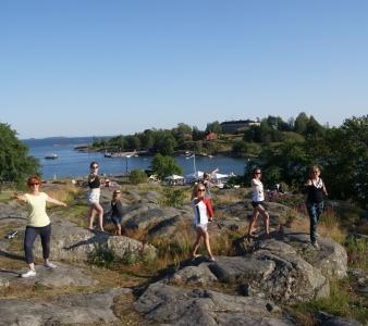Stolica Finlandii zwiedzanie
