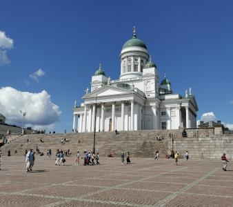 Helsinki Babski wypad dzień pierwszy