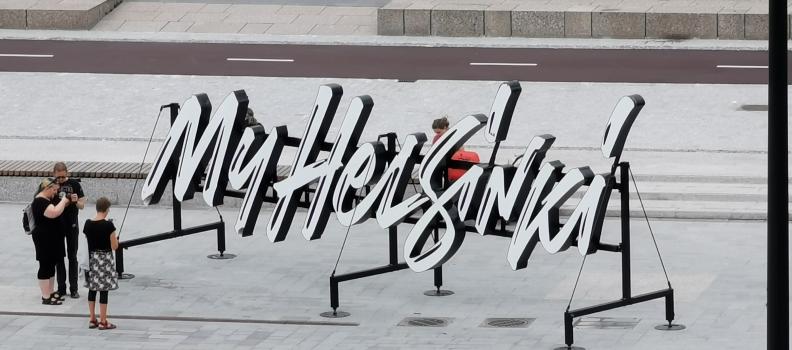 Helsinki Babski wypad