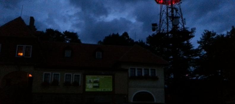 Ślęża 718 m.n.p.m. Masyw Ślęży najwyższe szczyty gór w Polsce 9/28